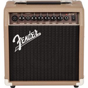 Fender Acoustasonic 15 Acoustic Guitar Amp Combo