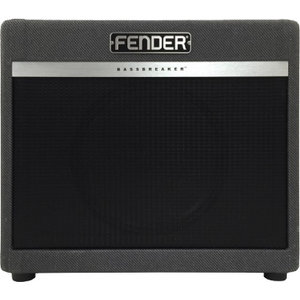 Fender Bassbreaker 15W Combo, Valve Amplifier