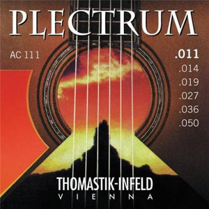 Thomastik Plectrum String Set, Silk & Steel