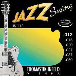 Thomastik Jazz Swing String Set, Flatwound