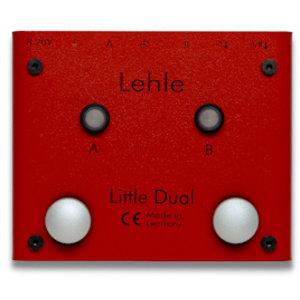 Lehle Lehle Little Dual Amp Switcher Pedal