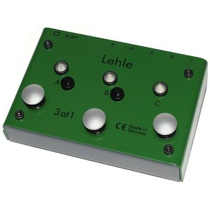 Lehle 3at1 SGoS Amp Switcher Pedal
