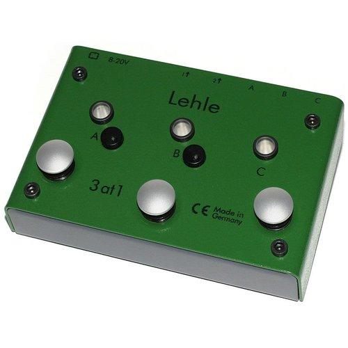 Lehle Lehle 3at1 SGoS Amp Switcher Pedal