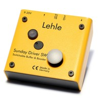 Lehle Sunday Driver Boost Buffer Pedal