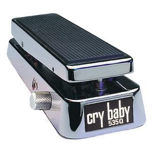 Jim Dunlop Crybaby Q Wah Pedal, Chrome