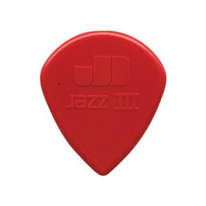 Jim Dunlop Eric Johnson Jazz III Picks, 6 Pack