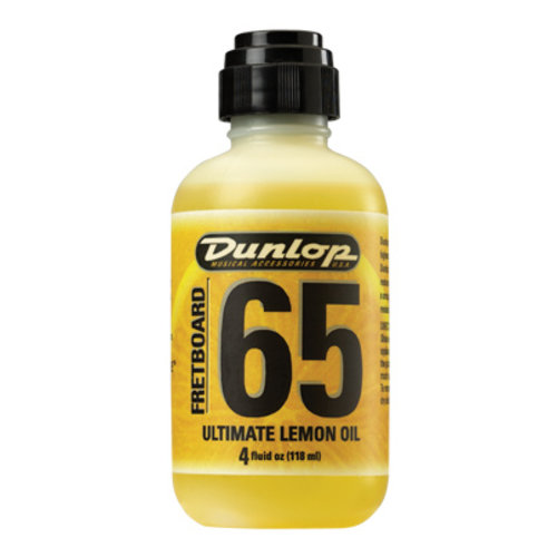 Jim Dunlop Jim Dunlop 6554 Lemon Oil 4oz
