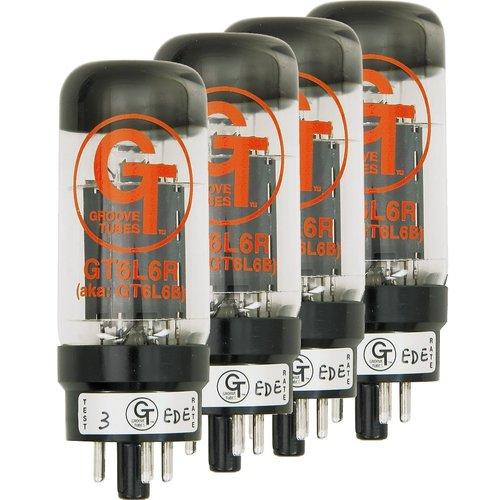 Groove Tubes Groove Tubes GT-6L6-R Med Quartet