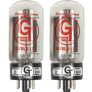 Groove Tubes GT-6L6-S Med Duet