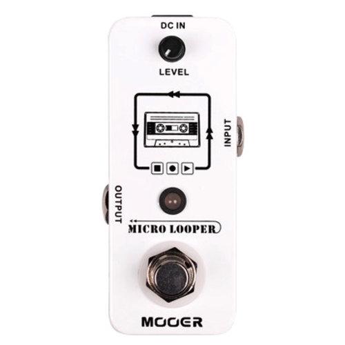 Mooer Mooer Micro Looper Pedal
