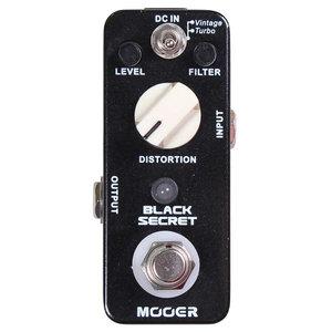 Mooer Black Secret Distortion Pedal