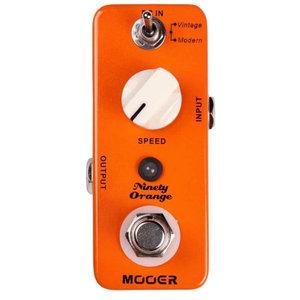 Mooer Ninety Orange Analogue Phaser Pedal