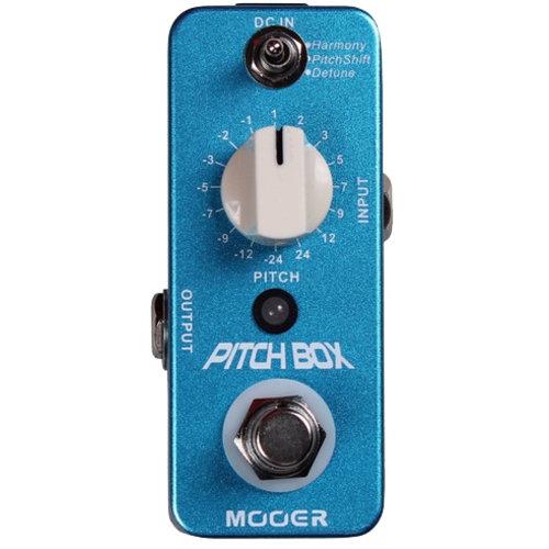 Mooer Mooer Pitch Box Harmony Pitch Shift Pedal