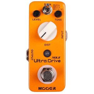 Mooer Ultra Drive Distortion Pedal