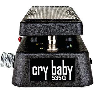 Jim Dunlop Crybaby Q Wah Pedal, Black