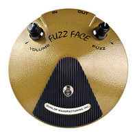 Jim Dunlop Eric Johnson Fuzz Face Pedal