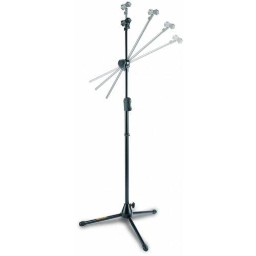 Hercules Hercules MS533B EZ Clutch Hideaway Boom Microphone Stand