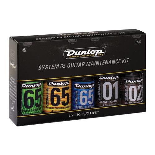 Jim Dunlop Jim Dunlop 6500 Formula 65 Care Kit