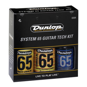 Jim Dunlop 6504 Guitar Tech Care Kit