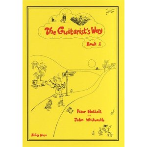 The Guitarist's Way - Book 1 (Peter Nuttall/John Whitworth)