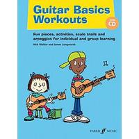 Guitar Basics Workouts (Nick Walker / James Longworth) Book/CD