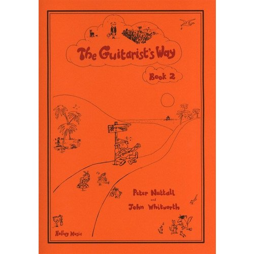 Holley Music The Guitarist's Way - Book 2 (Peter Nuttall/John Whitworth)