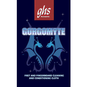GHS Gorgomyte Fret and Fingerboard Treated Cleaning Cloth