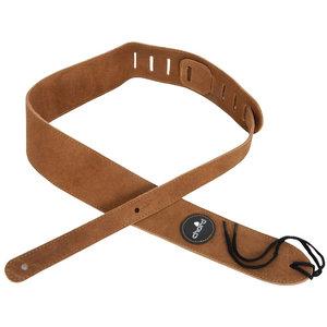 Chord Leather Strap, Tan