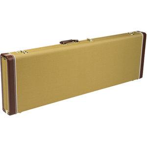 Fender Pro Series Precision Bass/Jazz Bass Case, Tweed
