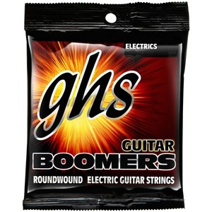 GHS Boomers Electric Guitar String Set