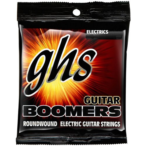 GHS GHS Boomers Electric Guitar String Set
