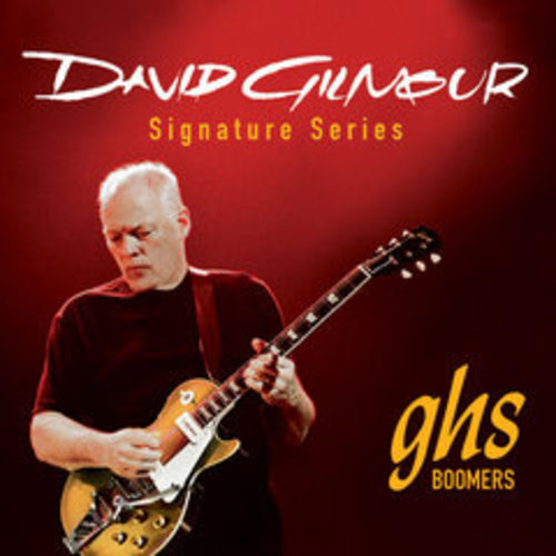 GHS GHS Boomers David Gilmour Electric Guitar String Set