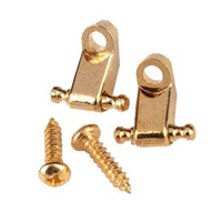 Fender String Guides, American Standard, Set of 2, Gold