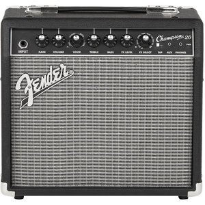 Fender Champion 20 Guitar Amp Combo with Effects
