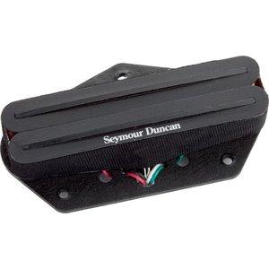Seymour Duncan STHR-1B Hot Rails Lead Pickup for Telecaster, Black