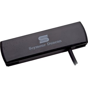 Seymour Duncan SA-3SC Single Coil Woody Acoustic Pickup, Black