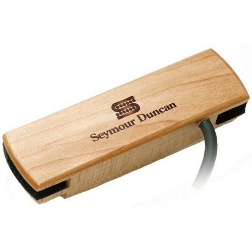 Seymour Duncan Seymour Duncan SA-3HC Hum-Cancelling Woody Acoustic Pickup, Maple