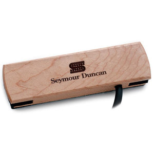 Seymour Duncan SA-3SC Single Coil Woody Acoustic Pickup, Maple