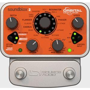 Source Audio SoundBlox2 Orbital Modulator Pedal