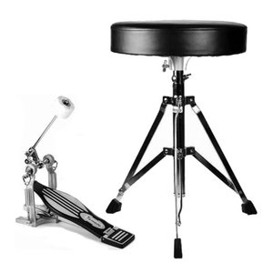 Mapex Tornado Drum Pedal and Throne Pack
