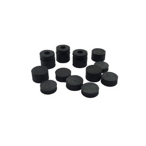 Jim Dunlop 3x4 Cry Baby Grommets - 4-Pack
