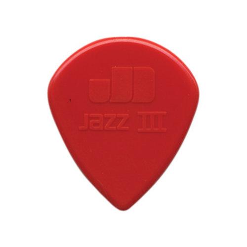 Jim Dunlop Jim Dunlop Plectrum, Nylon Jazz