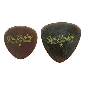 Jim Dunlop Americana Tri Flat Picks, Triangle, 3 Pack