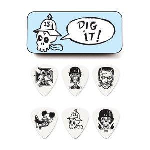 Jim Dunlop Kozik Series 2 Pick Tin