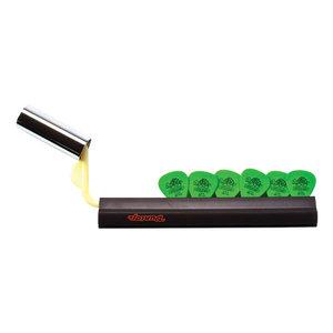 """Jim Dunlop 5010 7"""" Black Micstand Pick + Slide Holder"""