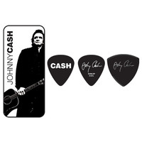 Jim Dunlop Johnny Cash Legend Pick Tin