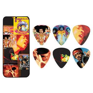 Jim Dunlop Jimi Hendrix Montage Pick Tin