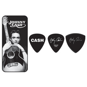 Jim Dunlop Johnny Cash Memphis Pick Tin