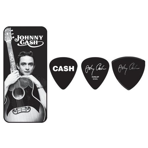 Jim Dunlop Jim Dunlop Johnny Cash Memphis Pick Tin