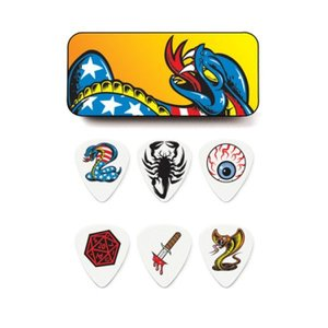 Jim Dunlop Dirty Donny Series 2 Pick Tin
